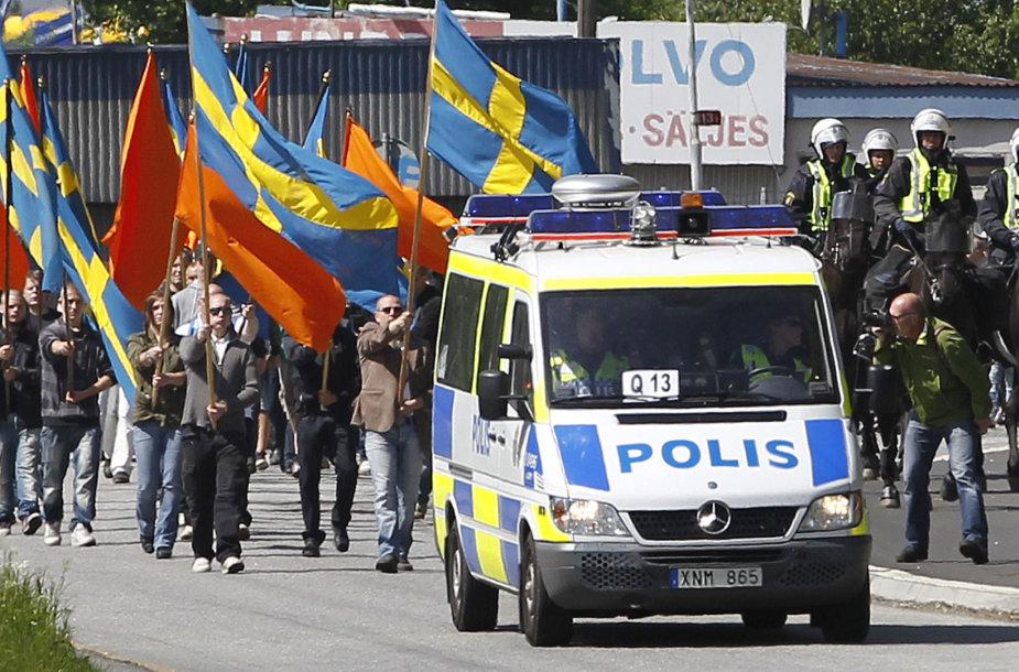 Švedijos nacionalistai