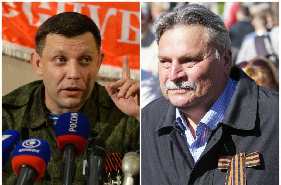 Sergejus Dmitrijevas dėl pasisakymo apie A.Zacharčenką užsitraukė kolegų nemalonę