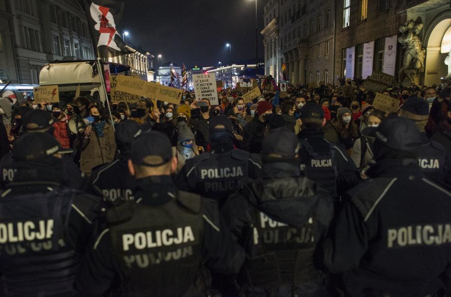 Varšuvos policija