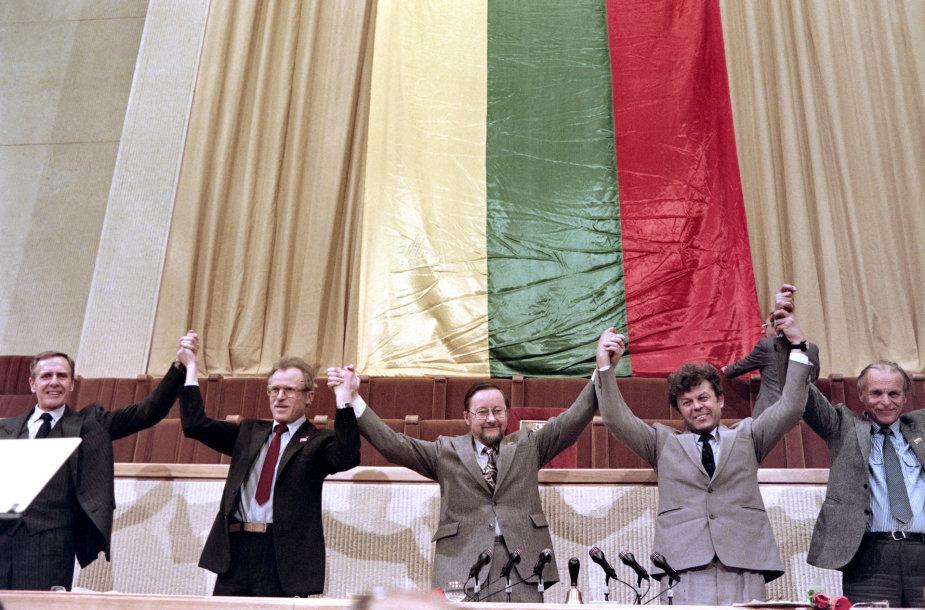 1990-ųjų kovo mėnesio įvykiai Lietuvoje