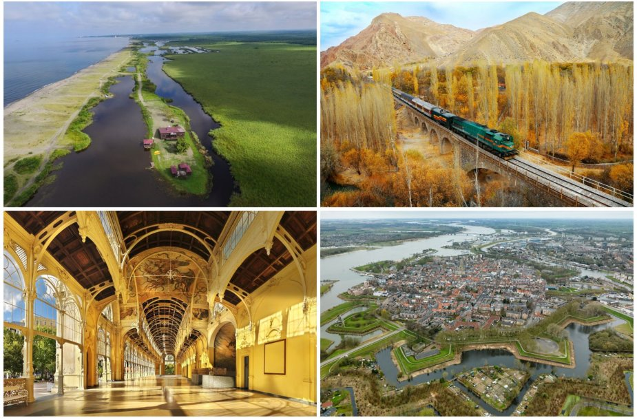 Naujosios UNESCO vietos
