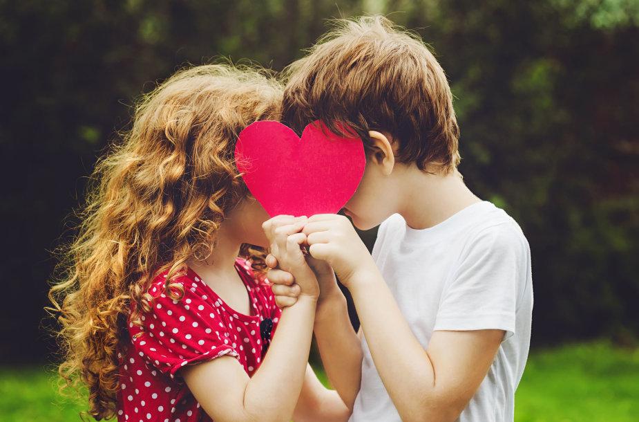 Pirmoji meilė