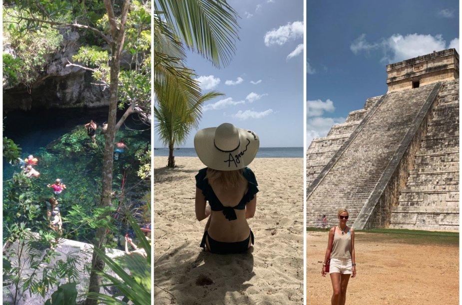 Kelionė Meksikoje