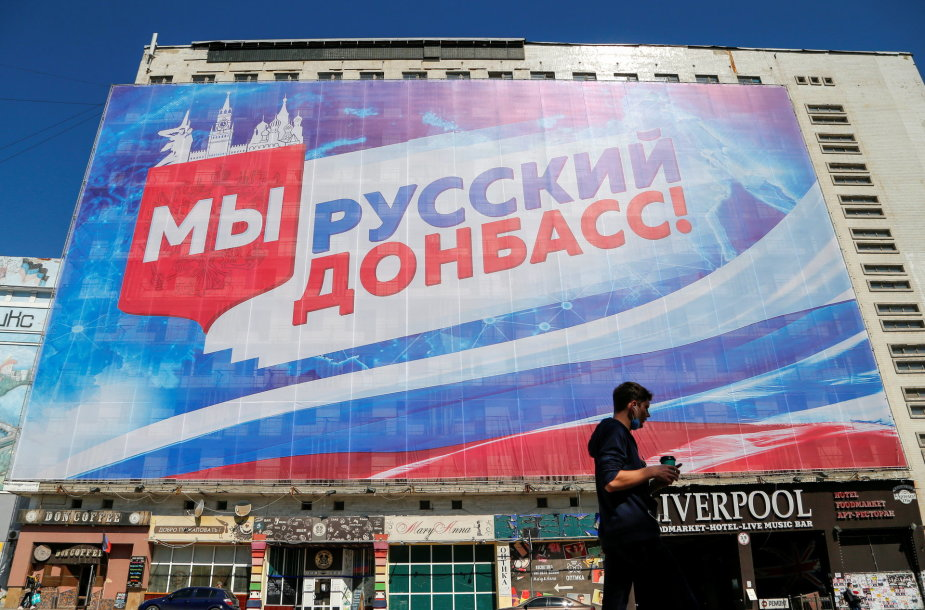Plakatas Donecke