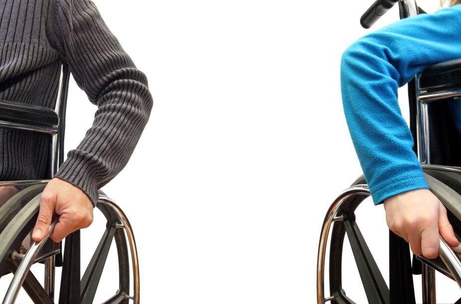 Neįgaliųjų vežimėlis