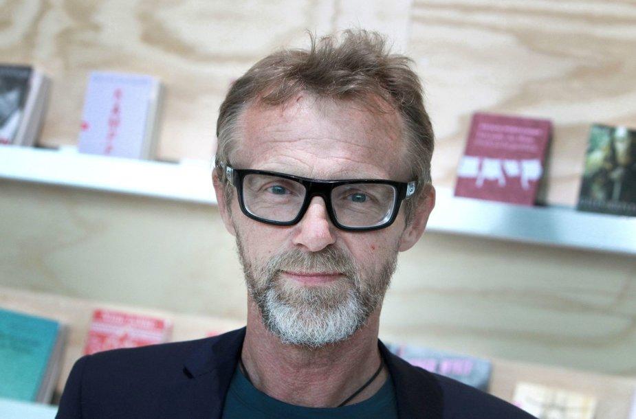 Frankfurto knygų mugės svečiai – Jo Nesbø
