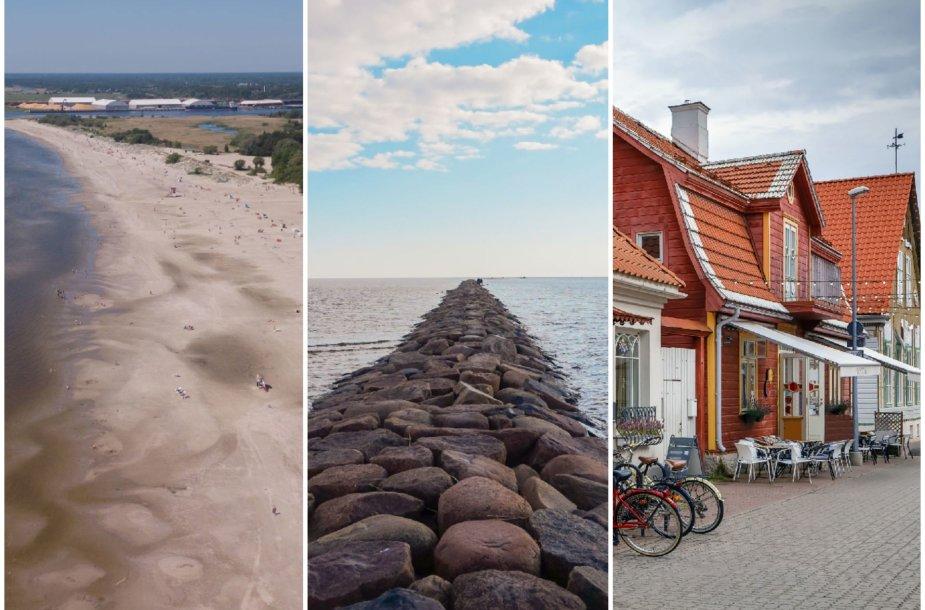 Pernu – Estijos vasaros miestas
