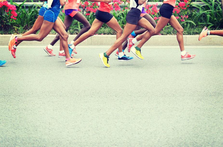 Maratono bėgimas