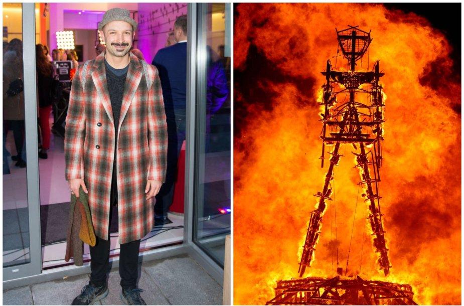 """Jurgis Didžiulis organizuos """"Baltic Burn"""""""