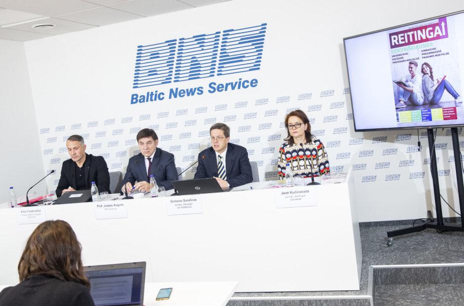 Aldis Fledžinskas, Juozas Augutis, Gintaras Sarafinas, Jonė Kučinskaitė