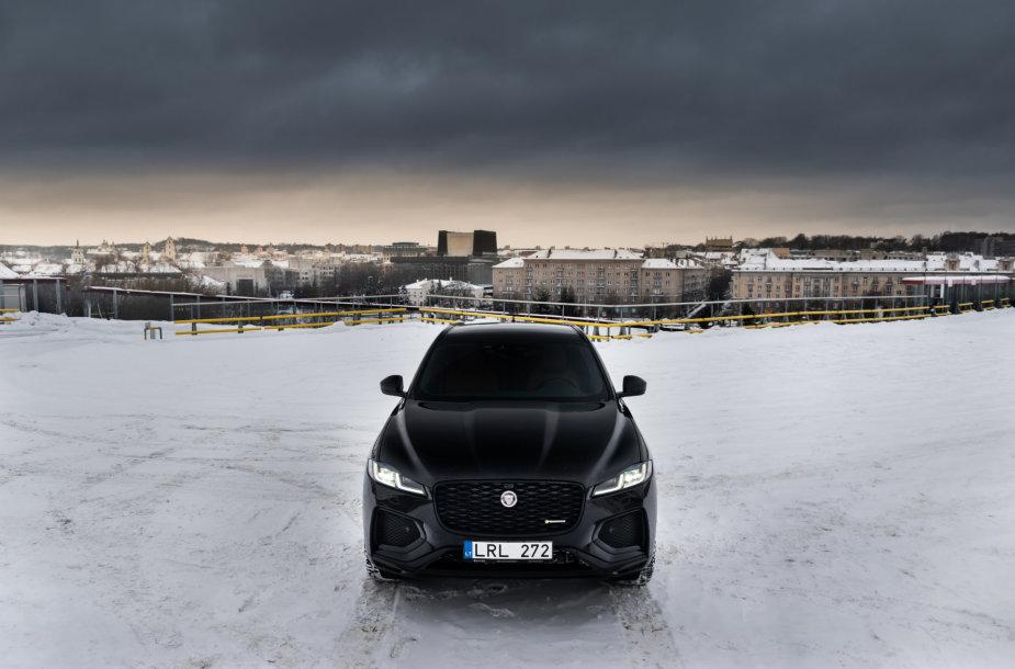 """""""Jaguar F-Pace"""" (2021)"""