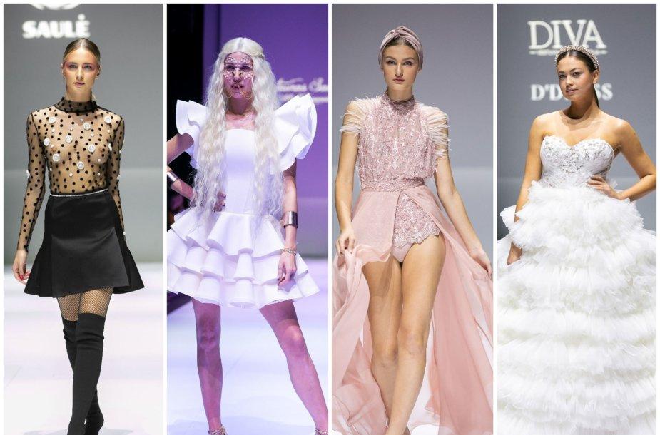 Dizaineriai pristatė 2020 m. vestuvinių suknelių kolekcijas