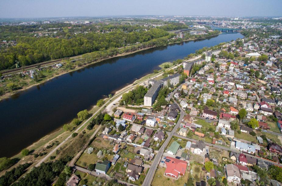 Kaunas iš aukštai