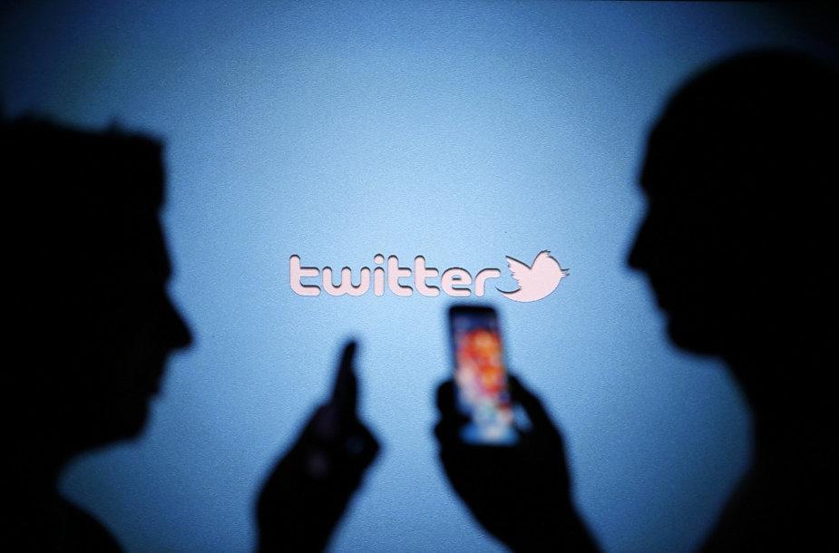 """Twitter"" įrašas"