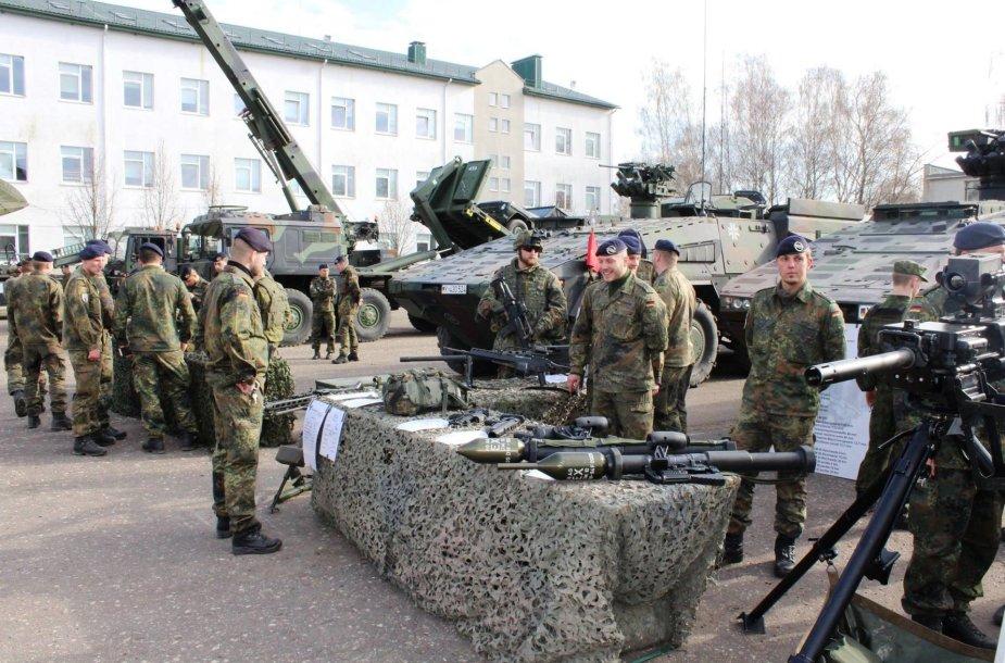 Vokiečių kariai Lietuvoje