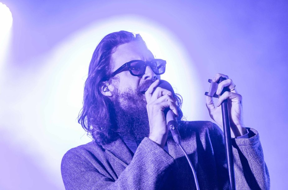 Father John Misty koncerto akimirka