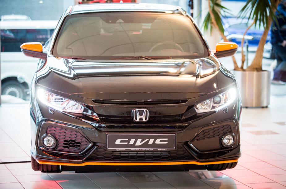 "Naujasis ""Honda Civic"""