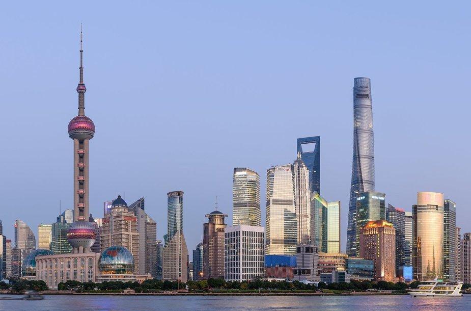 Šiuolaikinis Šanchajus