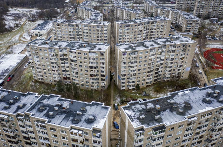 Daugiabučiai Vilniuje