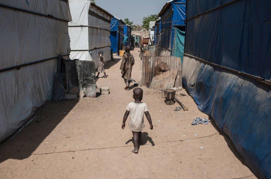 Pabėgėliai Nigerijoje