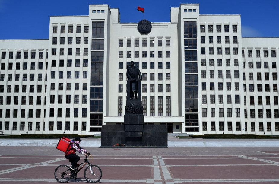 Minske minimos Lenino 150-osios gimimo metinės