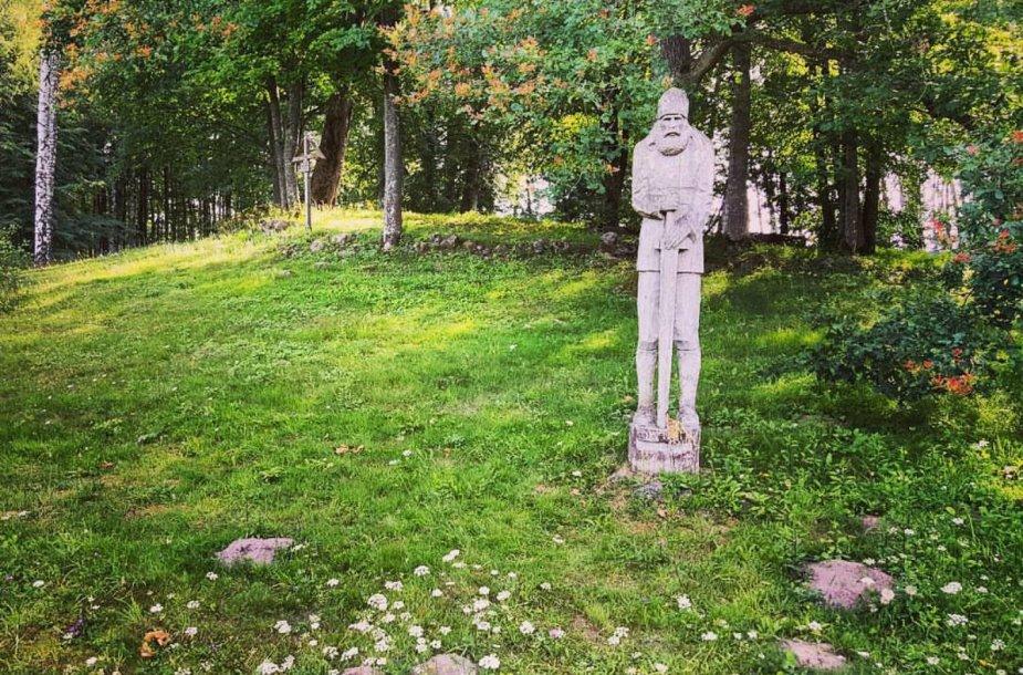 Ėgliškių (Andulių) piliakalnis prie Kretingos