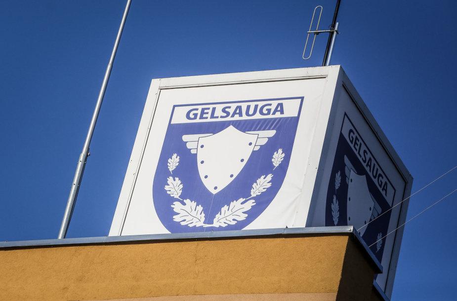 """UAB """"Gelsauga"""" administracijos pastatas"""