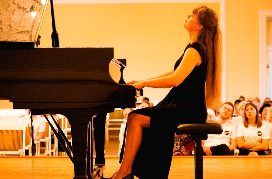 """""""Kaunas Piano Fest"""": klasikinės muzikos šventė šiemet vyks internetu"""
