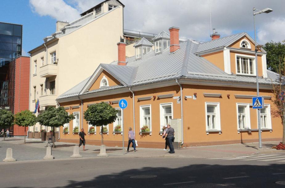 Karaliaus Mindaugo profesinio mokymo centro patalpos