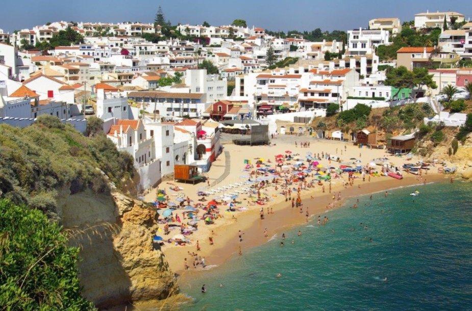 Portugalijos paplūdimiai