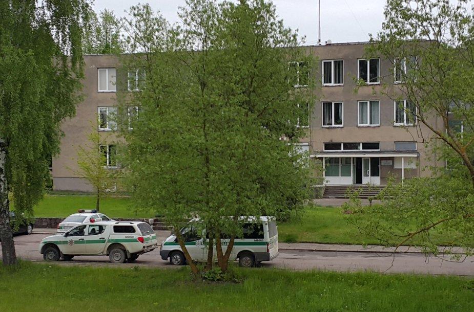 Jurbarko policija