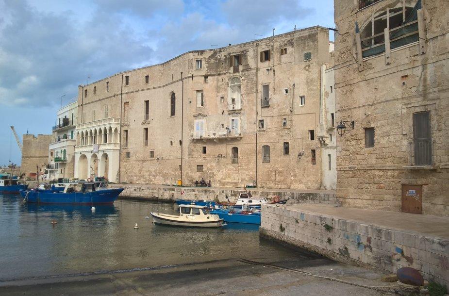 Gurmaniškos kelionės Apulijoje akimirkos