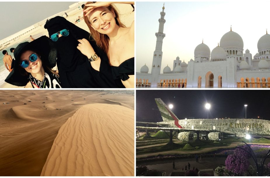 Dubajus dovanoja išskirtines patirtis