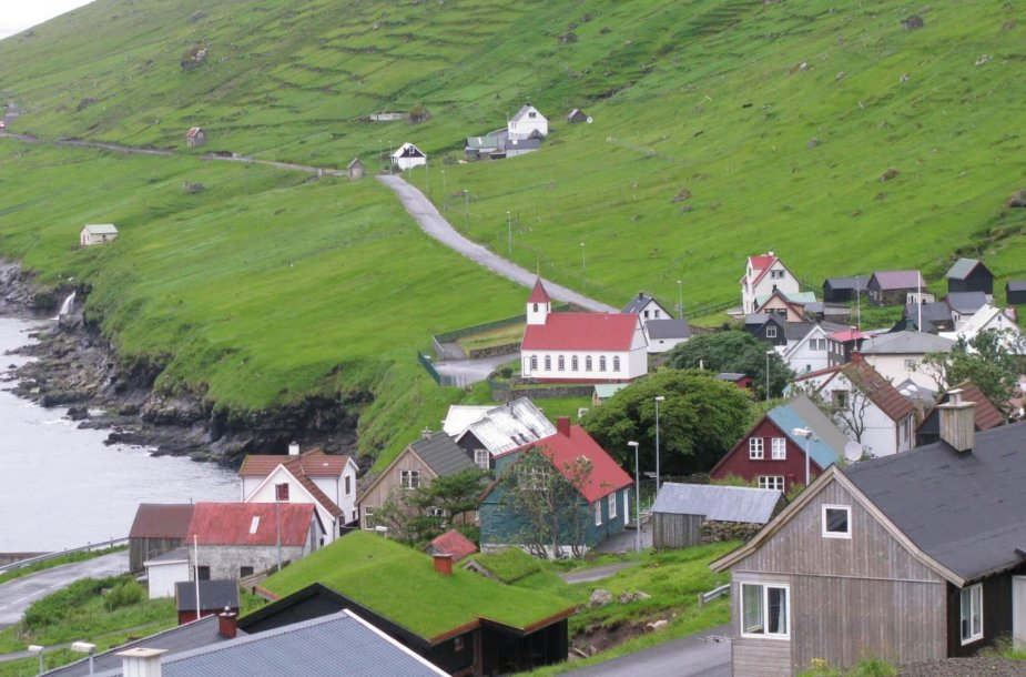 Farerų salos Danijoje