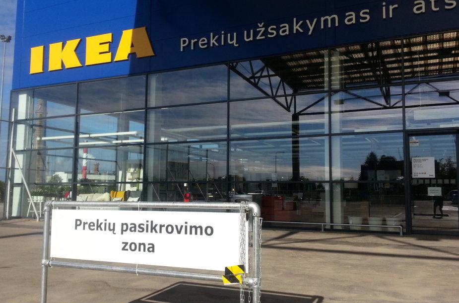 """Ikea"" Klaipėdoje"