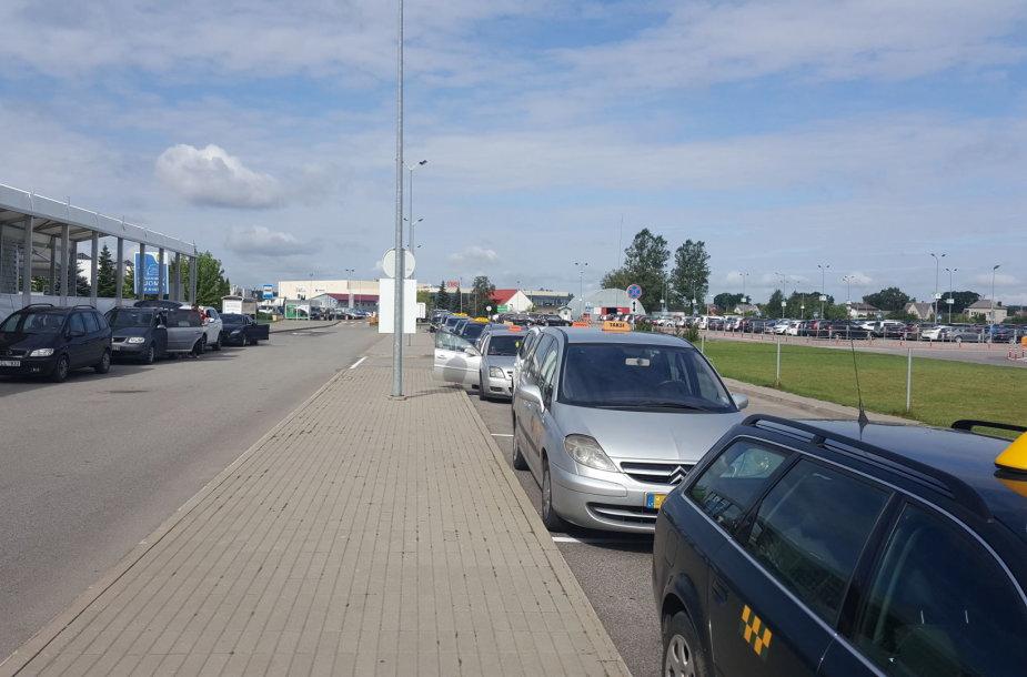 Taksi Kauno oro uoste