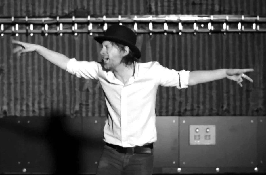 "VIDEO kadras: ""Radiohead"" – ""Lotus Flower"""