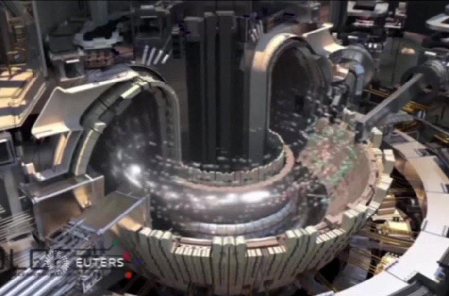 Tokamak tipo reaktorius