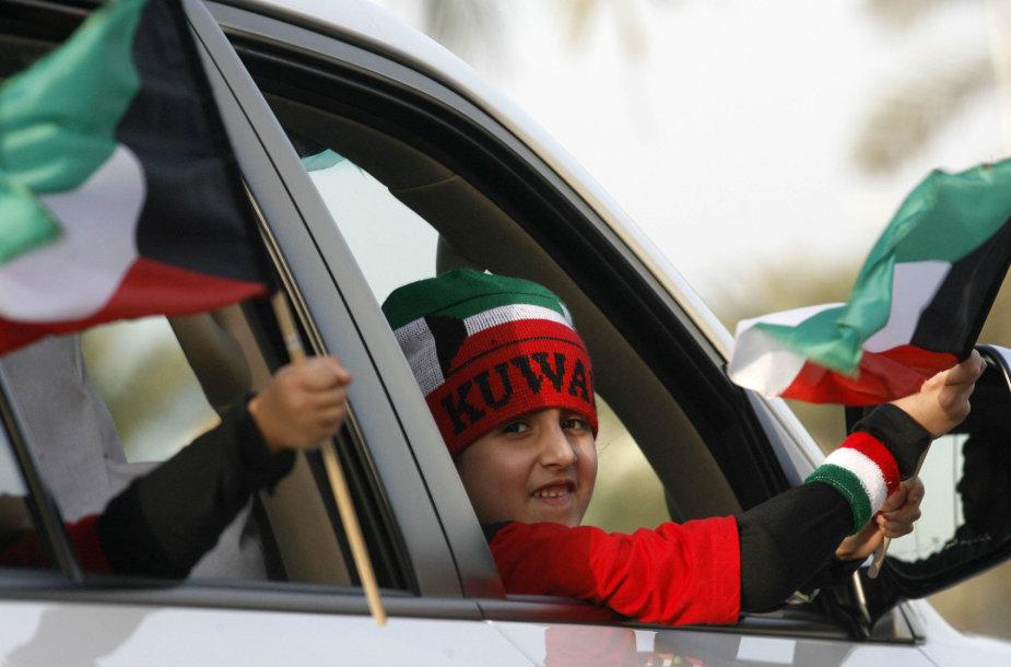Kuveito nacionalinės dienos šventimas