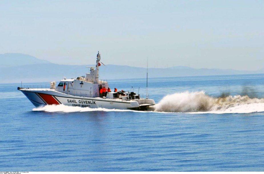 Turkijos laivas.