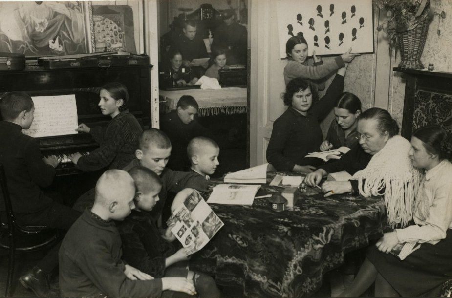 Istorinės Venclauskių šeimos nuotraukos