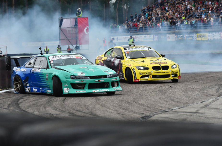 """Drift Allstars Riga 2016"""