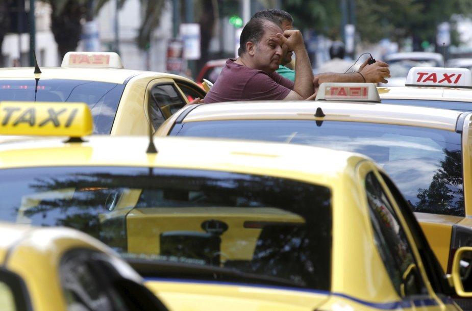 Graikų taksi