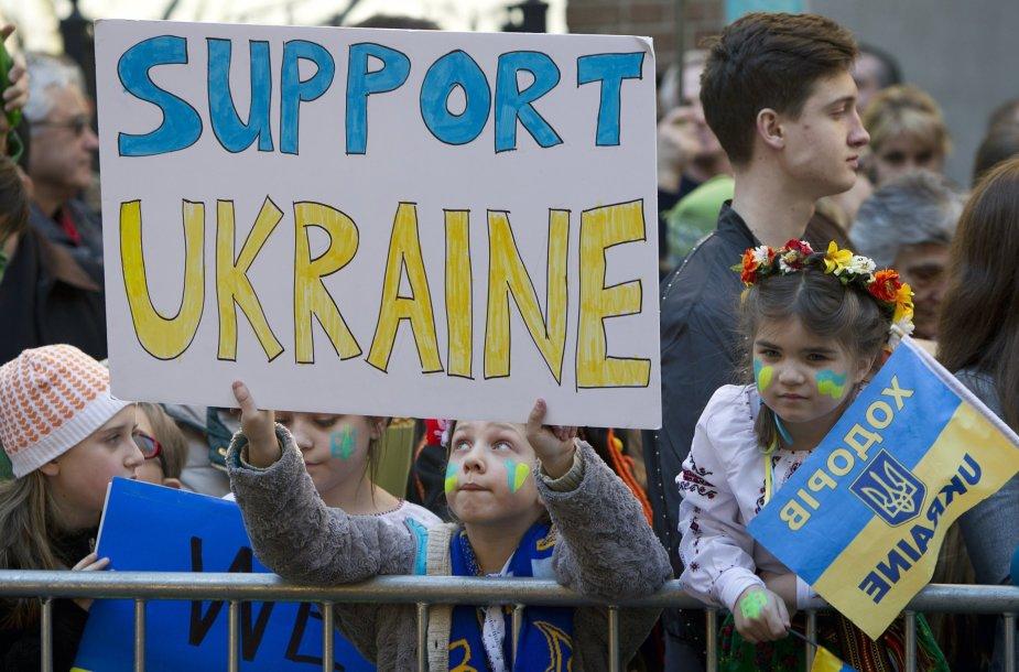Ukrainiečiai JAV