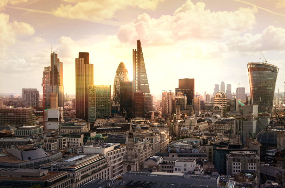 Londono verslo rajonas