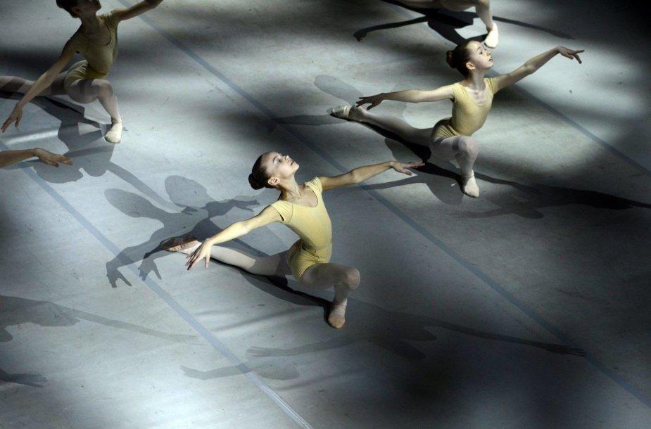 Eglės Špokaitės baleto mokykla