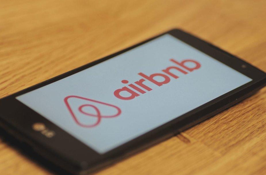 """""""Airbnb"""" sąraše galima rasti nuomojamų būstų daugelyje pasaulio šalių"""