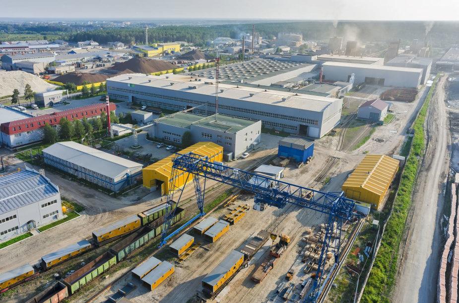 Gamykla Tiumenės srityje