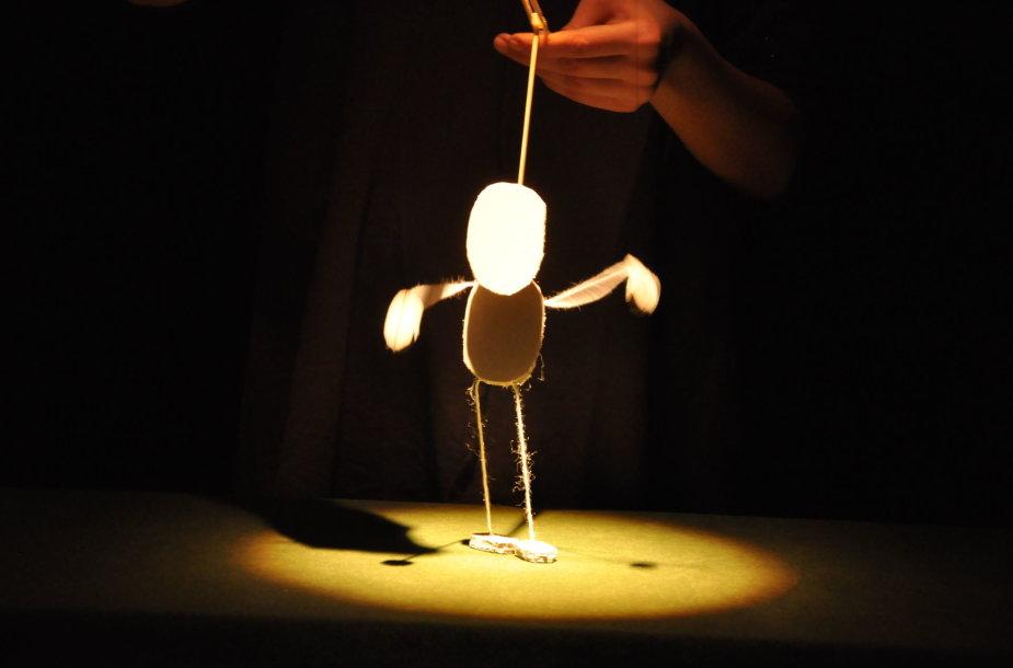 Klaipėdos lėlių teatras kviečia kartu sukurti lėles