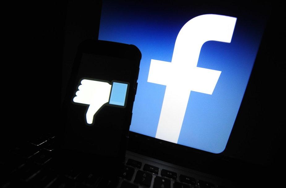 """Ne viskas gerai, kas yra """"Facebook"""""""